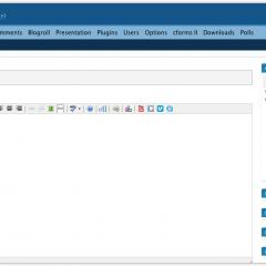 Traducir WordPress – Interfaz del administrador