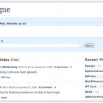 Prologue – Wordpress se une al Microblogging