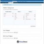 Añadir soporte de Widgets a una Plantilla