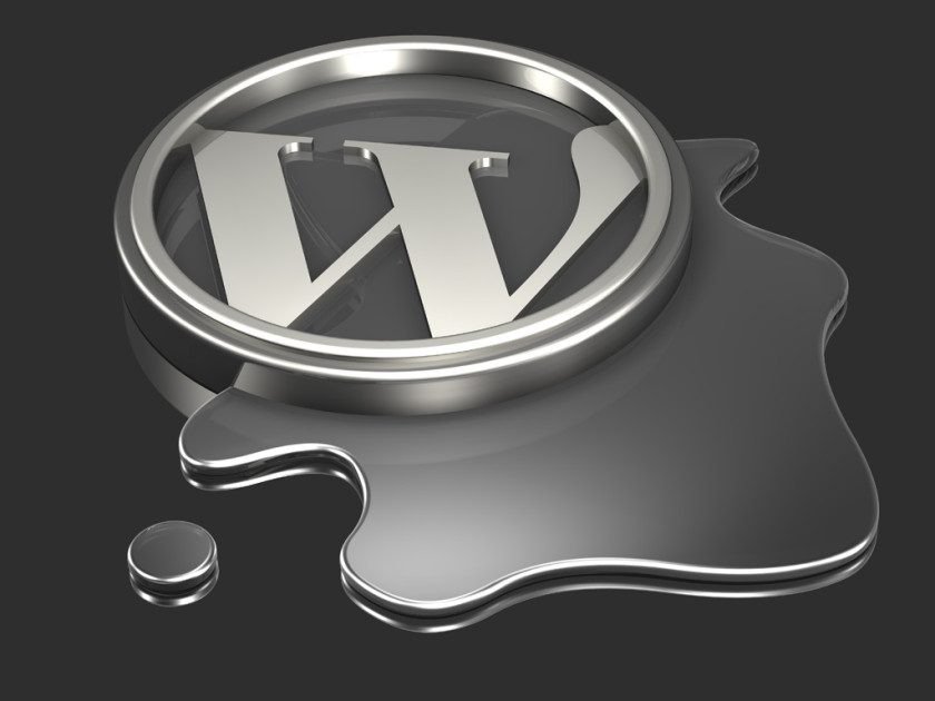 WordPress liquido