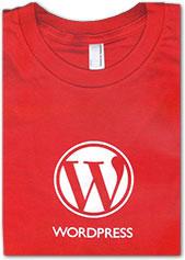 Ropa para fanaticos de WordPress