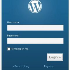 Cambia el aspecto del login de WordPress