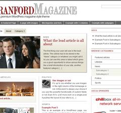 Tutorial Brandford Magazine