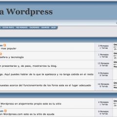 Foro Ayuda WordPress (Nuevo)