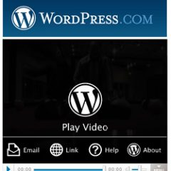 Cómo ver e incluso descargar vídeos de VideoPress o WordPress.tv