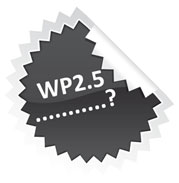 WordPress 2.5 sale mañana – Prepárate