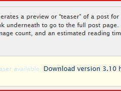Cuidado con la actualización de plugins de WordPress 2.5