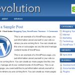 Plantilla en Español – Revolution Blog