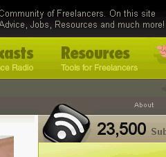 Plugin para crear iconos personales de Feedburner