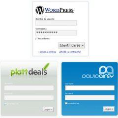 Como personalizar la pantalla de admin de WordPress