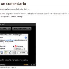 VideoComentarios en tu Blog