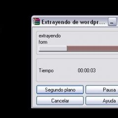 WordPress en tu pendrive – Instalando WordPress