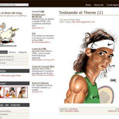 Theme en Español – Fábrica de Caricaturas