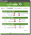 La Eurocopa 2008 en tu Blog