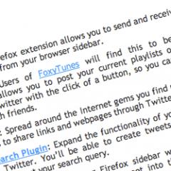 Crea una Suite de Productividad con WordPress y Twitter