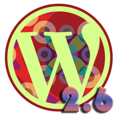 WordPress 2.6 Beta 1