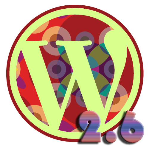 wordpress 2.6 hippie