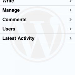 iPhone y WordPress – Referencias imprescindibles