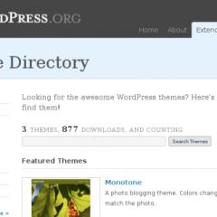Vuelve WordPress Themes