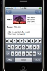 iPhone Blogging – Miscelanea