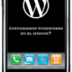 iPhone Blogging – WordPress App