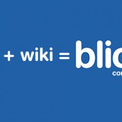 Blicki = Blog + Wiki ¿que ha pasado?
