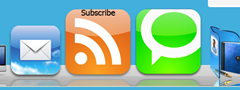 Agrega el dock de OSX a tu WordPress