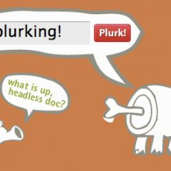 Plurk en WordPress