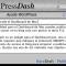 WordPress desde el Dashboard de Mac