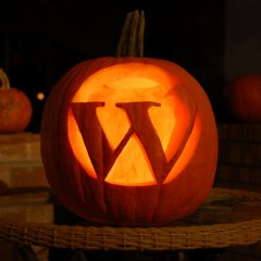 Halloween WordPress