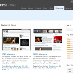 Muestra tu blog a la Comunidad WordPress