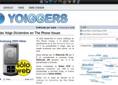 Yoiggers – Lo último de Entre Blogs