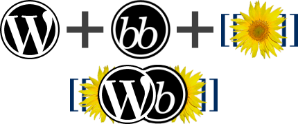 WordPress + bbPress + Mediawiki