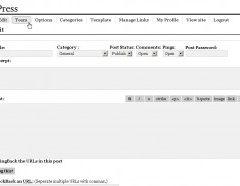 Evolución de la Interfaz de WordPress