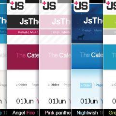 JsTheme, un theme realmente hermoso