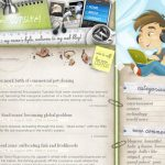 Deskspace – Precioso Theme gratis