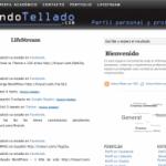 LifeStream WordPress