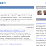 WordPress Mu Beta 1 y BuddyPress Beta 1 – Error solucionado