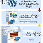 Listas de Correo en WordPress
