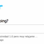 Mostrar el último mensaje de Twitter en tu blog