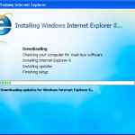 Internet Explorer 8 y WordPress