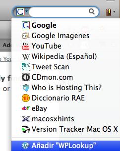 wplookup-navegador