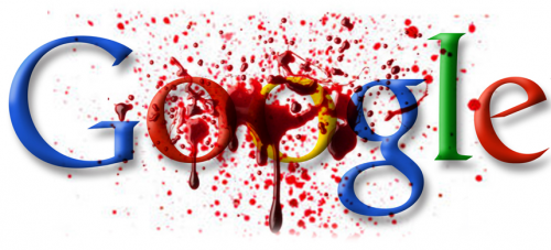 google-sangriento