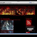 Blog del Lector: Metalikos