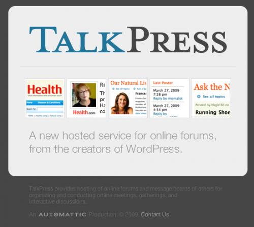 talkpresscom