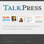TalkPress ¿es la evolución de bbPress?