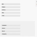 Más novedades en WordPress 2.8