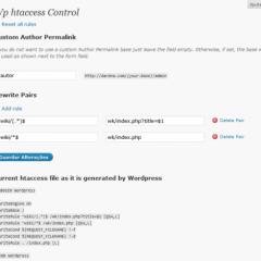 WP htaccess Control – Modifica htaccess sin FTP