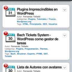WPTouch iPhone Theme y SuperCache
