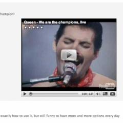 Encuestas y vídeo en los comentarios en WordPress.com